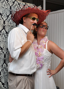 Wedding Photo Booth Fun Auburn NY