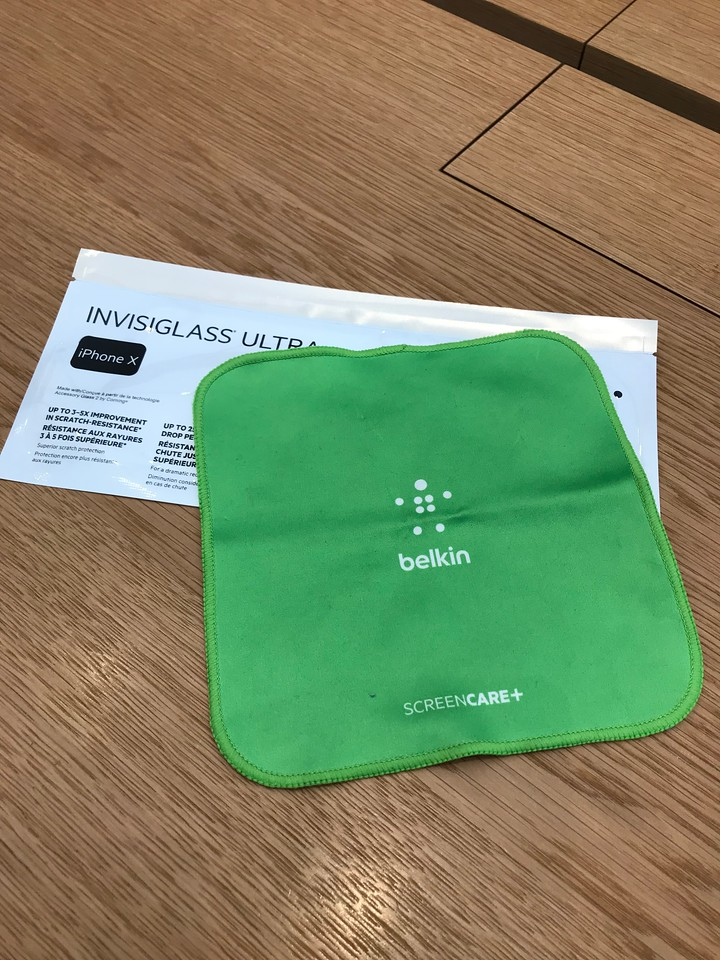 Belkin Screen Protector