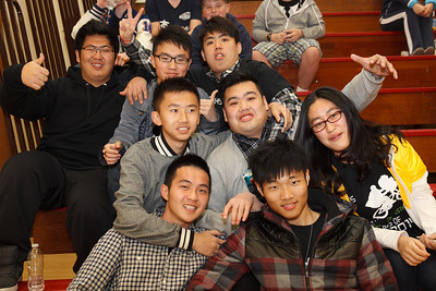 RCS Boys JV Basketball vs Drew - Jan 26, 2013