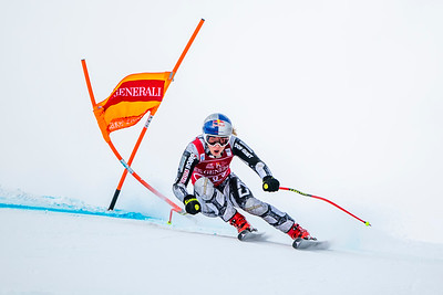 2019 Lake Louise FIS World Cup DH Womens