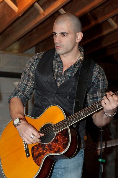 Scott DeCarlo 6 in Rehearsal