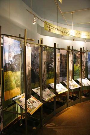 Midewin National Tallgrass Prairie Preserve in Wilmington
