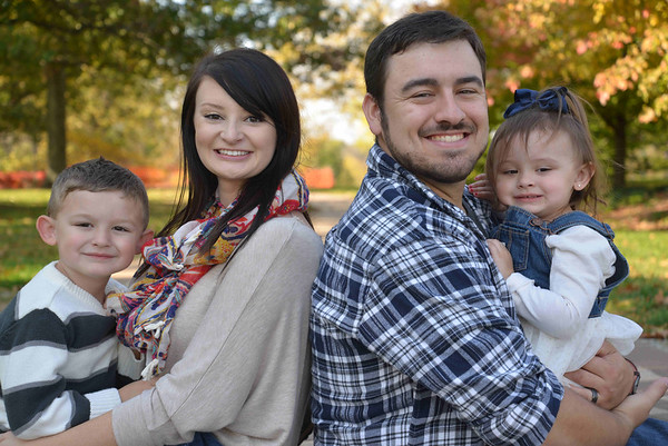 Tyler, Lauren & kids