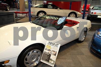 2/13/14 Corvette Museum Pre-Sinkhole Loss by Joey Corbett