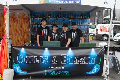 Chili's a Blazin'