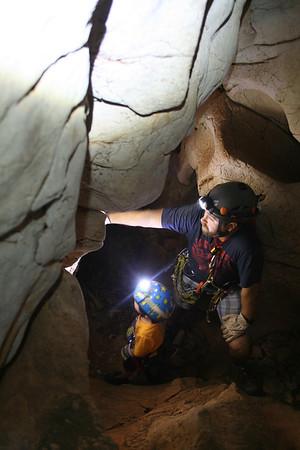 Glenrock Station Caves