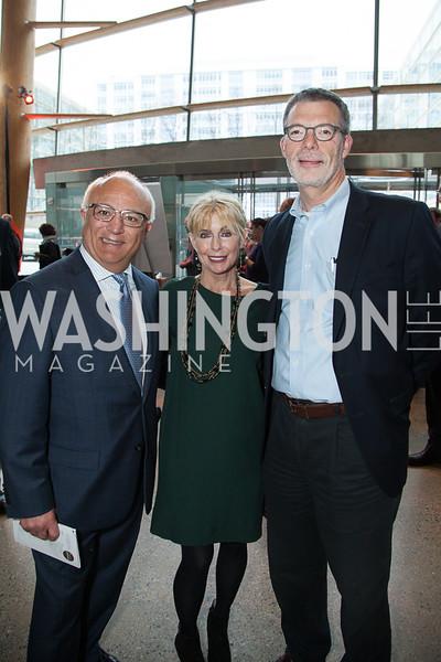 Jorge Kfoury, Nancy Kfoury, Bob Fox