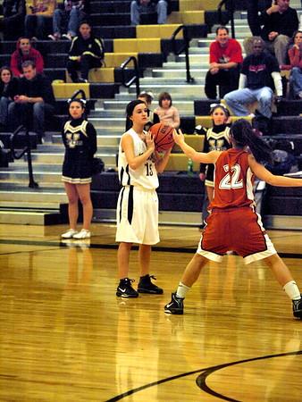Basketball Varsity Lady Vipers vs. Desert Edge 1/9/2009