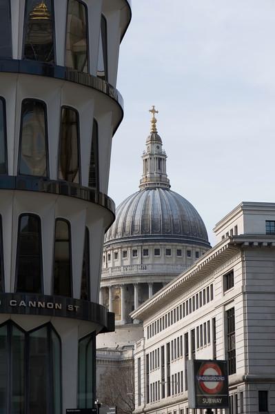 Cannon Street, The City, London, United Kingdom