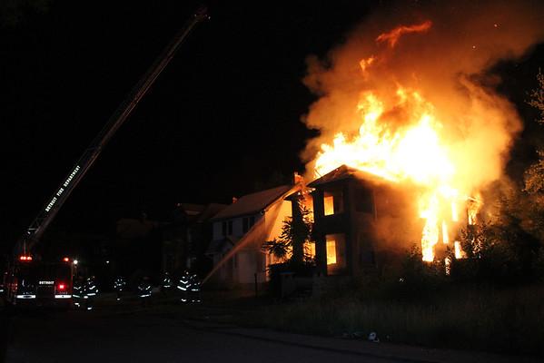 Detroit Box Alarm Kendall @ Oakman 7-4-13