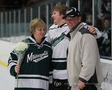 Redwood Falls v Minneapolis Novas Hockey 2-19-11
