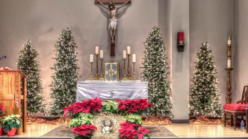 St. Martin de Porres Christmas 2016