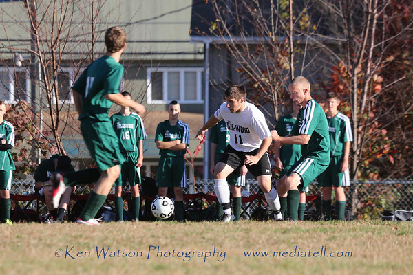 2013-10-17 High School Boys vs Colebrook  3-0