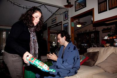 Christmas Morning 2009