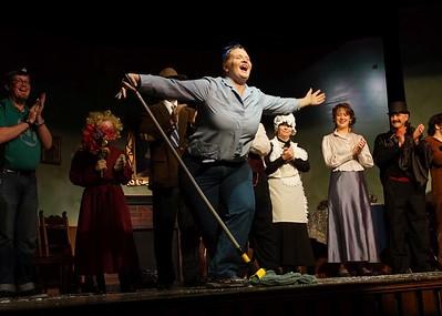 Three Short Plays at Enosburg Opera House