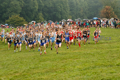 Boys Cross Country  Monroe Parker 9/14/15
