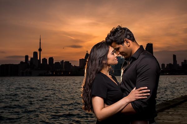 Priyanka & Sahil