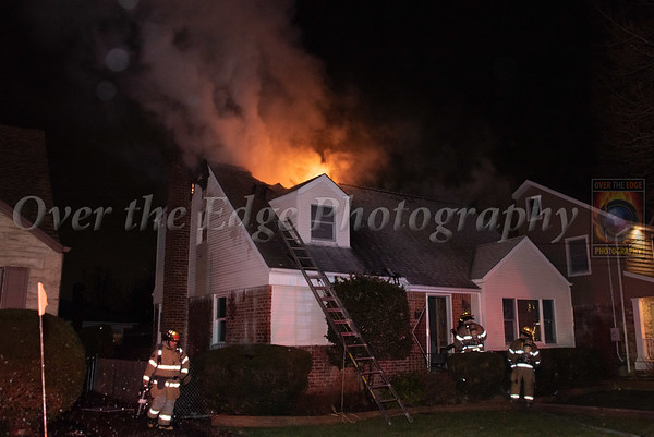 Mineola House Fire 01/04/2021