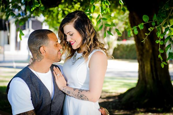 Jessica & Darrell Engagement
