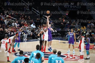 2020-1-30 Charlotte Hornets @ Washington Wizards (Fedor)