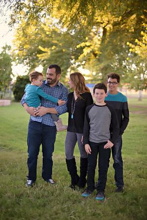 Masiello Family 2016
