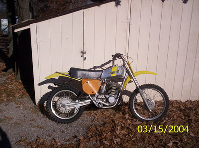 1976 440 Maico