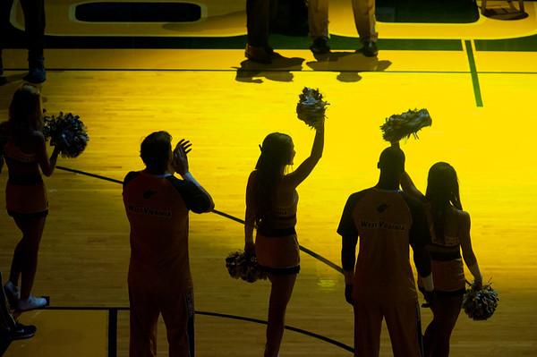 111817 Basketball WVU vs Morgan State