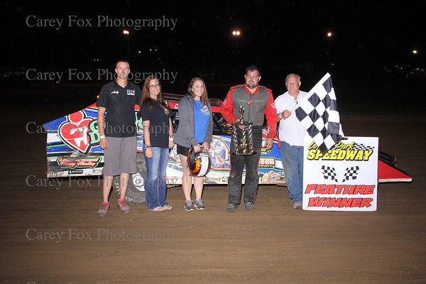 August 19  - Sprint Cars and UMP Modifieds