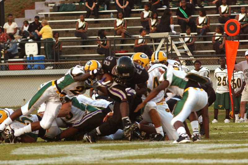 Upson-Lee vs. Griffin - Sept. 15, 2006 - Football