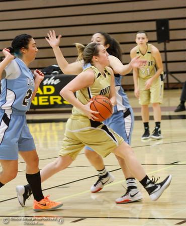 Butte College basketball falls to Cabrillo
