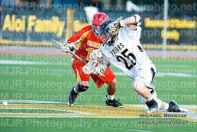 Lacrosse, Boys Varsity, 5.10.12 St Anthonys VS Chaminade