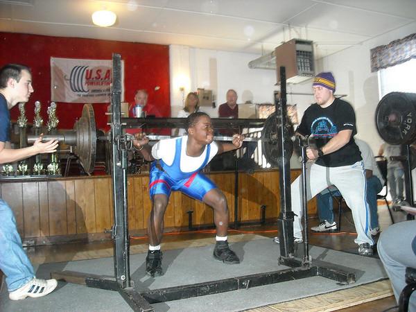 Powerlifting at USAPL Virginia States