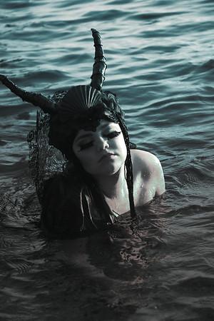 Dani Geddes Sea Creature Sept 2015