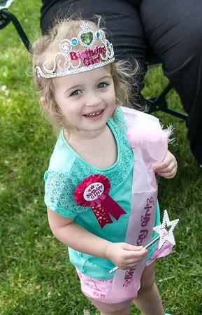 Bella 3rd Birthday