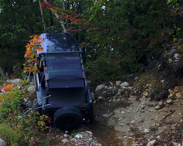 Jeep Jamboree MAINE 2015