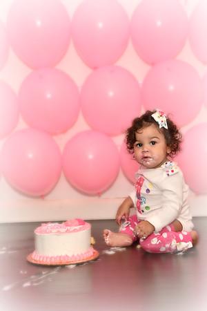 ADALYN'S FIRST BIRTHDAY
