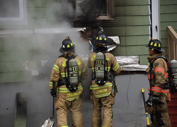 Tremont St fire 1