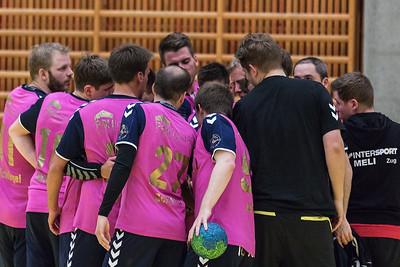 HSG Baar/Zug Superbulls -  HSV Säuliamt (3. Liga)