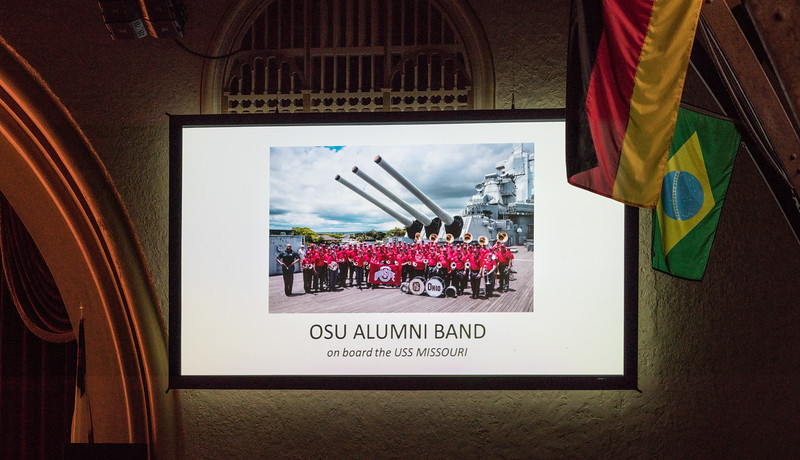 From Hawaii 2017.  TBDBITL Alumni helped commemorate the 50th anniversary of the end of the Vietnam War.