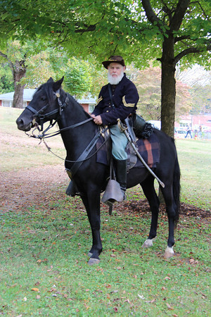 2013,  Civil War Re-enactment