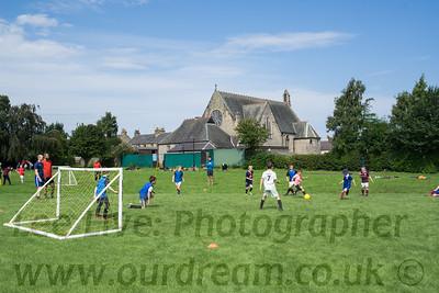 Loanhead Football Camp 2019
