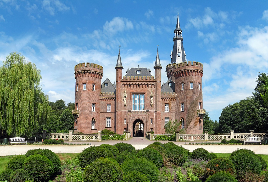 Moyland Castle Germany