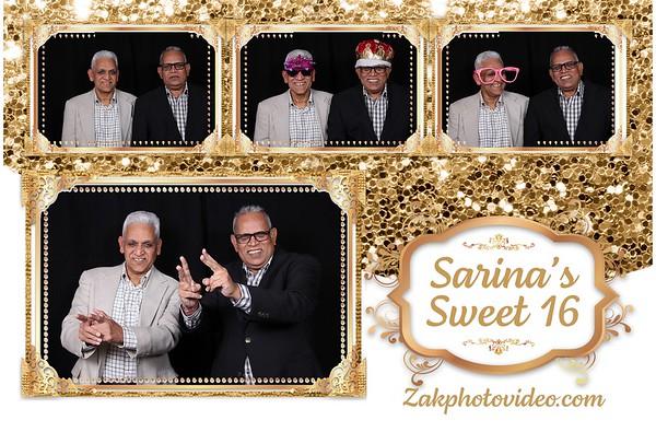 Sarina's Sweet 16
