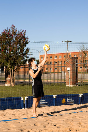 Sand Volleyball Fall 2020