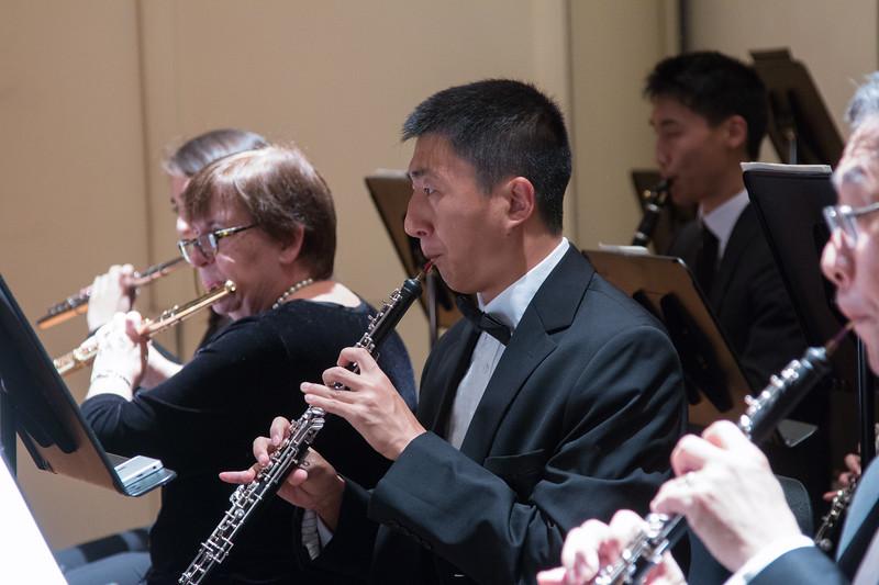 Andrew Zhu -- Hopkins Symphony Orchestra, April 2017