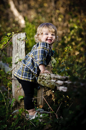 Amy + Matt = Nora (Family Photography, Henry Cowell Park, Felton, California)