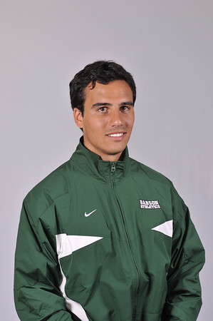 BABSON COLLEGE X-C INDIVIDUAL PHOTOS