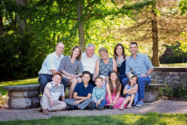 McDonald/Melching Families
