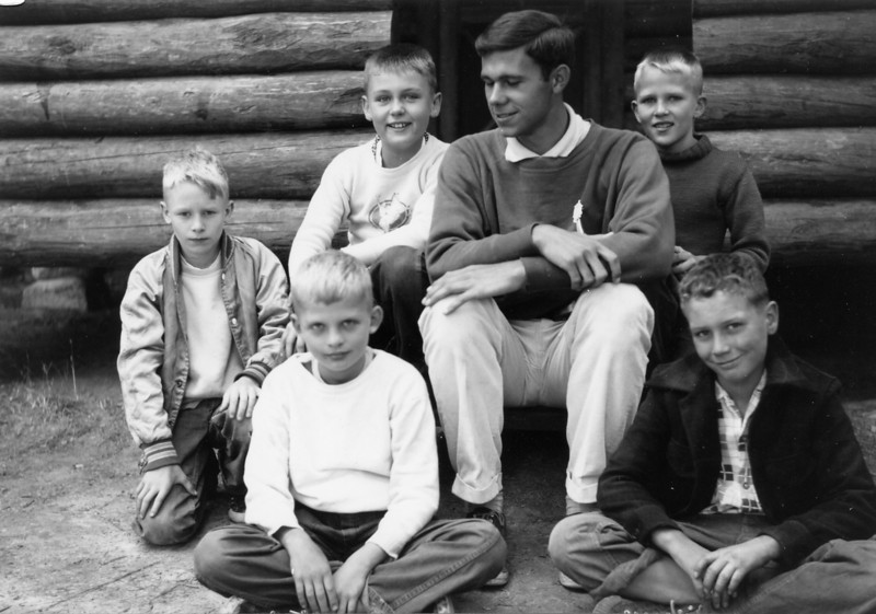 1951 Intermediate - Senior Cabin