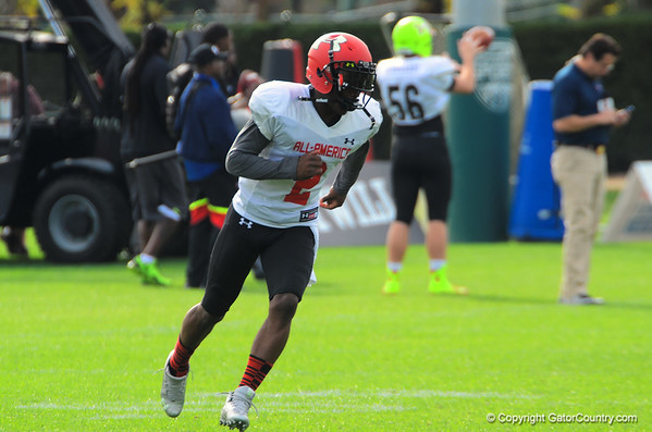 Under Armour All American Game Practice, Day 3